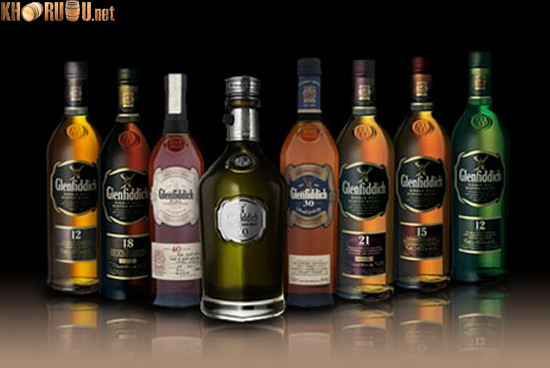 the glenfiddich price