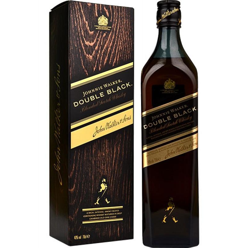 bán rượu Johnnie walker Double black uk