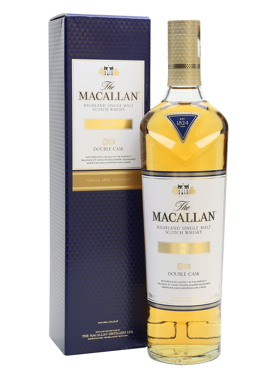 macallan gold uk double cask