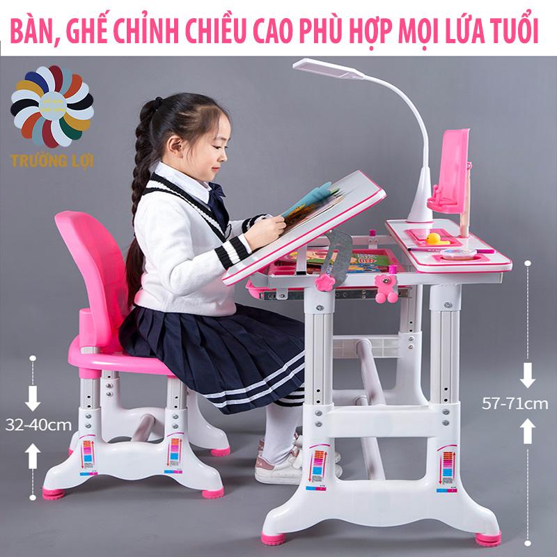 Bàn ghế thông minh chống gù, cận mã B05 cao cấp
