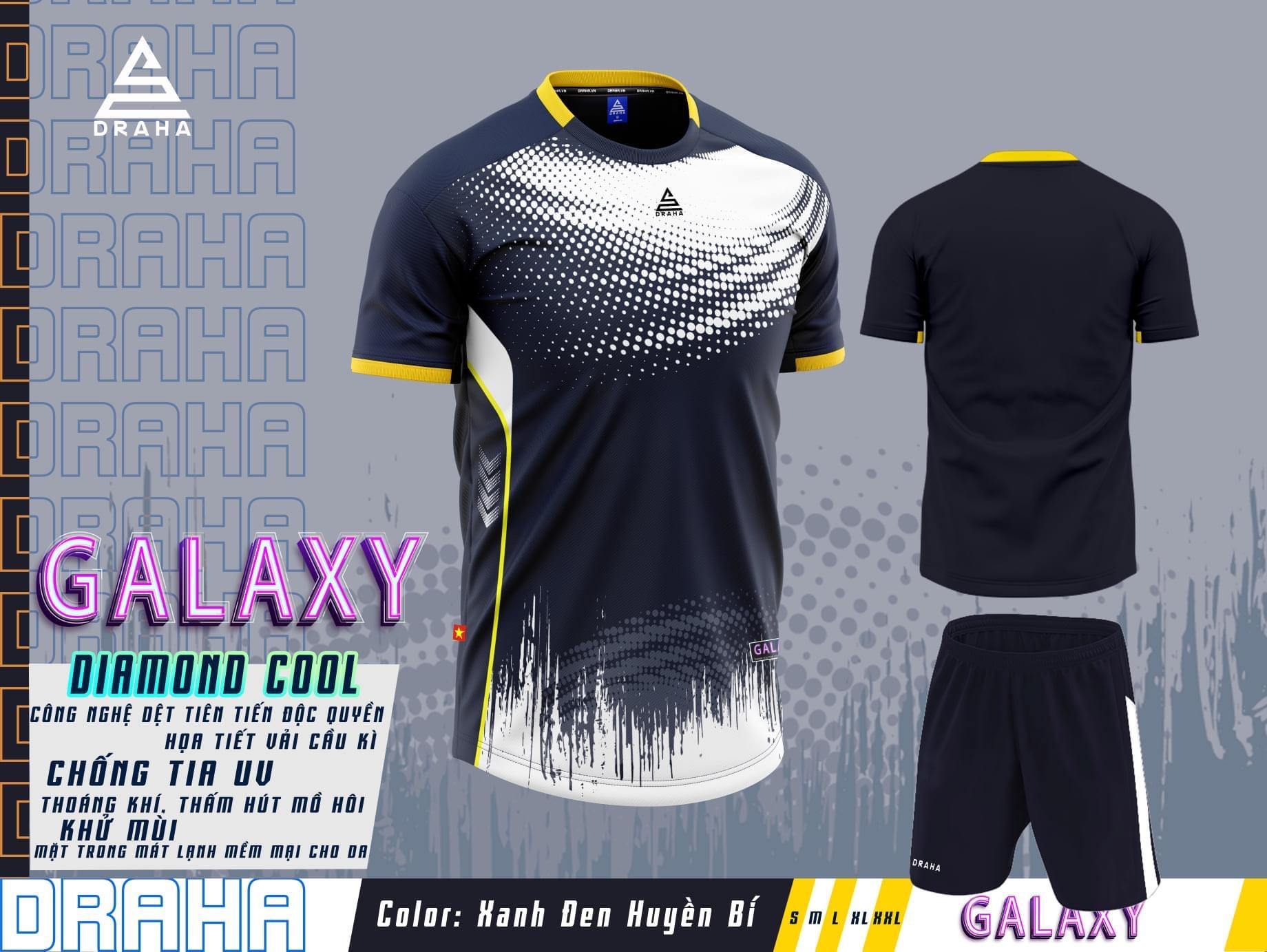 Quần áo bóng đá Draha Sport
