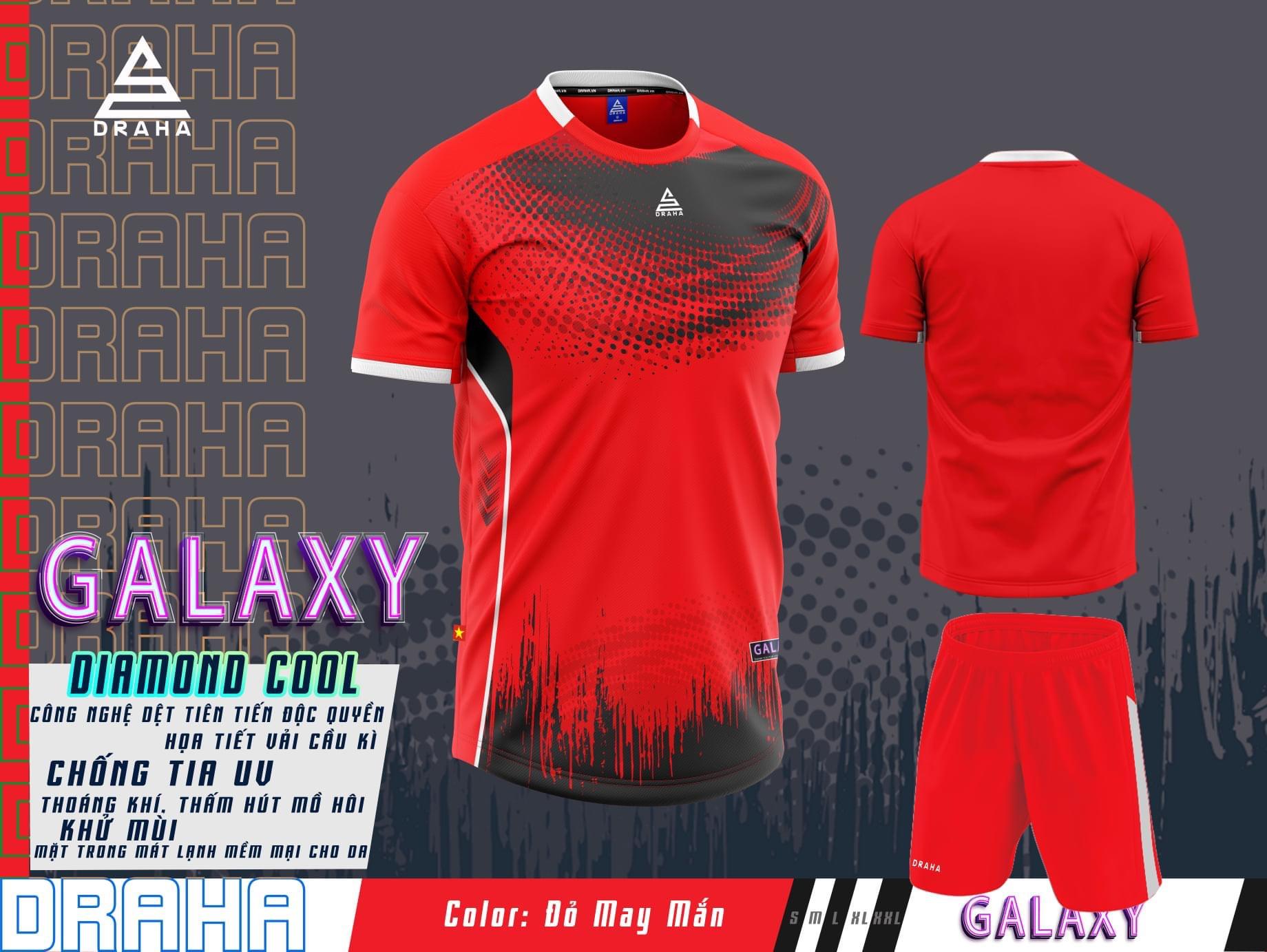 Áo bóng đá Draha Galaxy