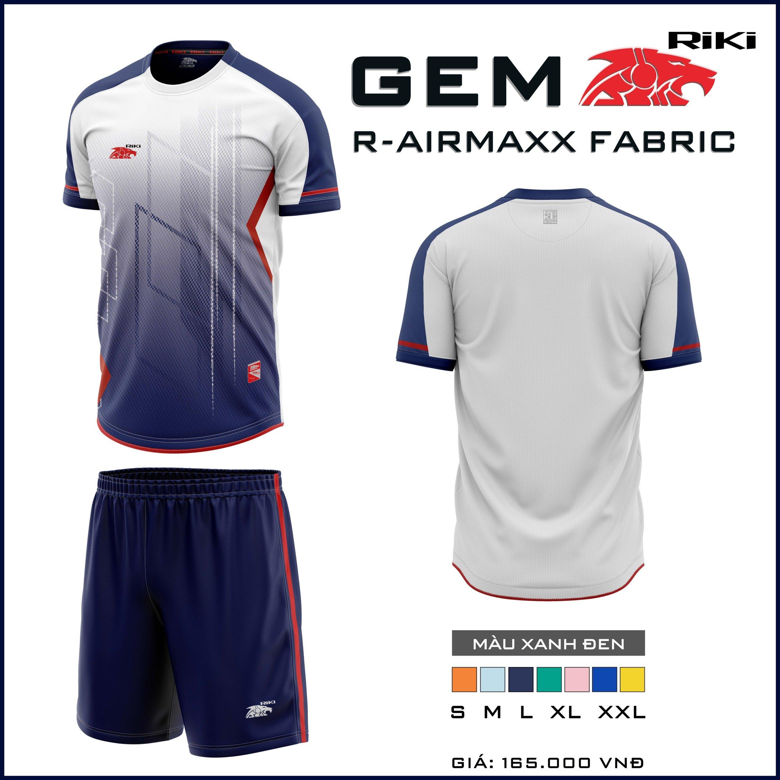 Quần áo bóng đá RIKI GEM