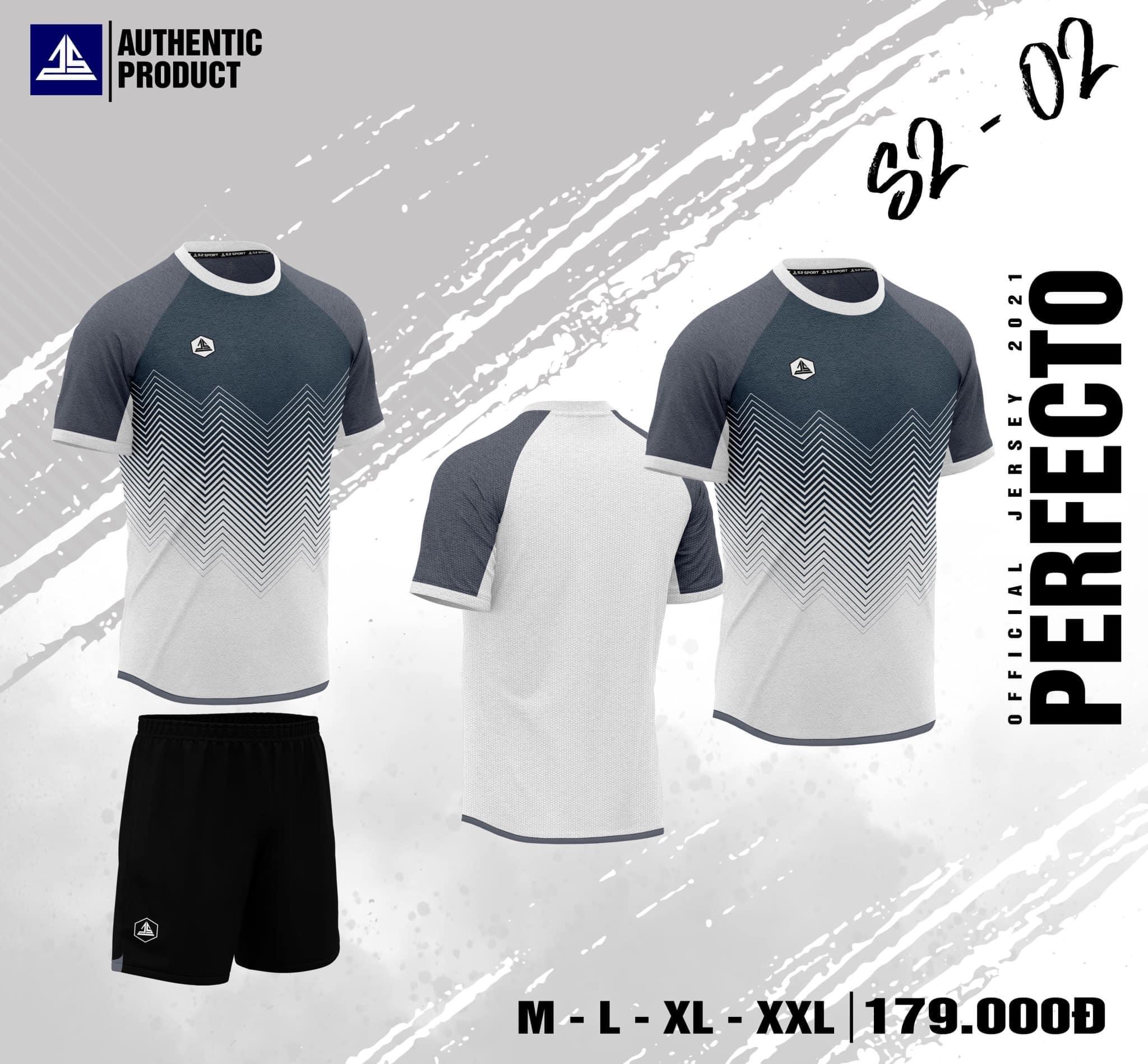 Quần áo bóng đá Pefecto