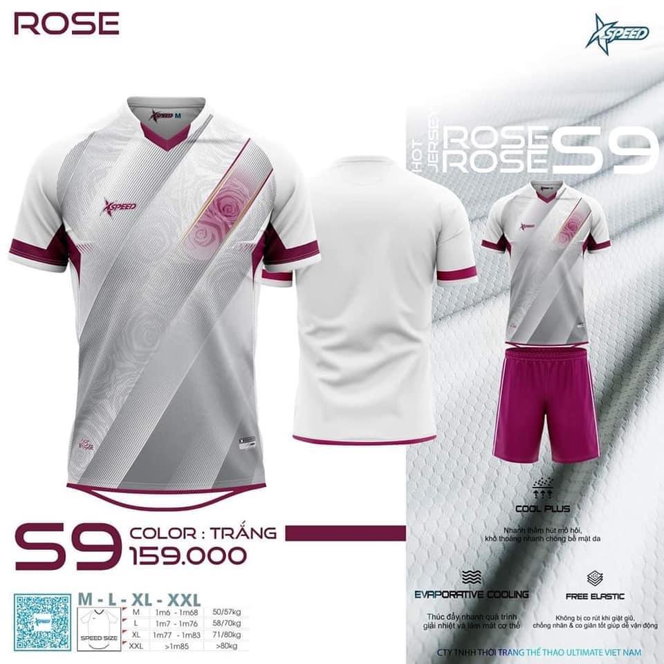 Quần áo bóng đá SPEED S9