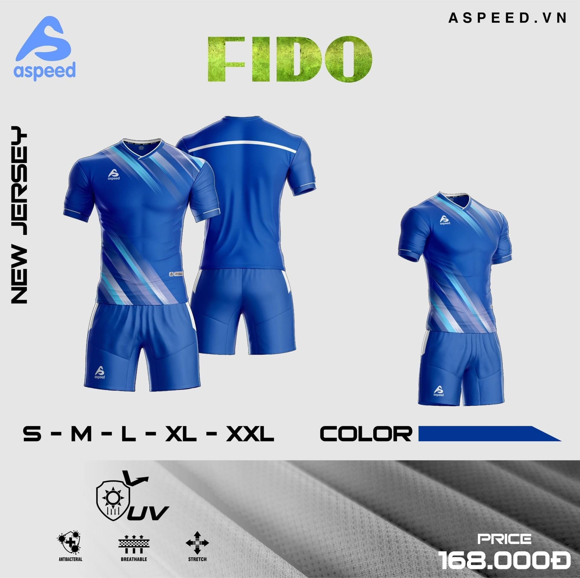 Áo bóng đá Fido