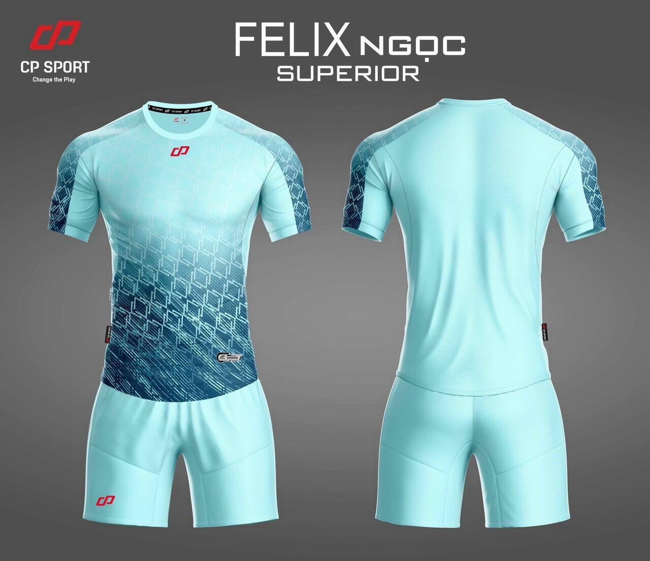 Quần áo bóng đá CP Sport Felix