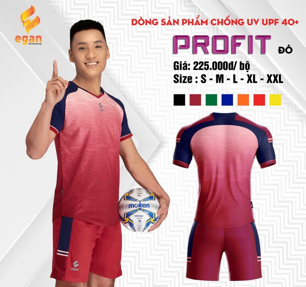 Quần áo bóng đá CP Sport Profit