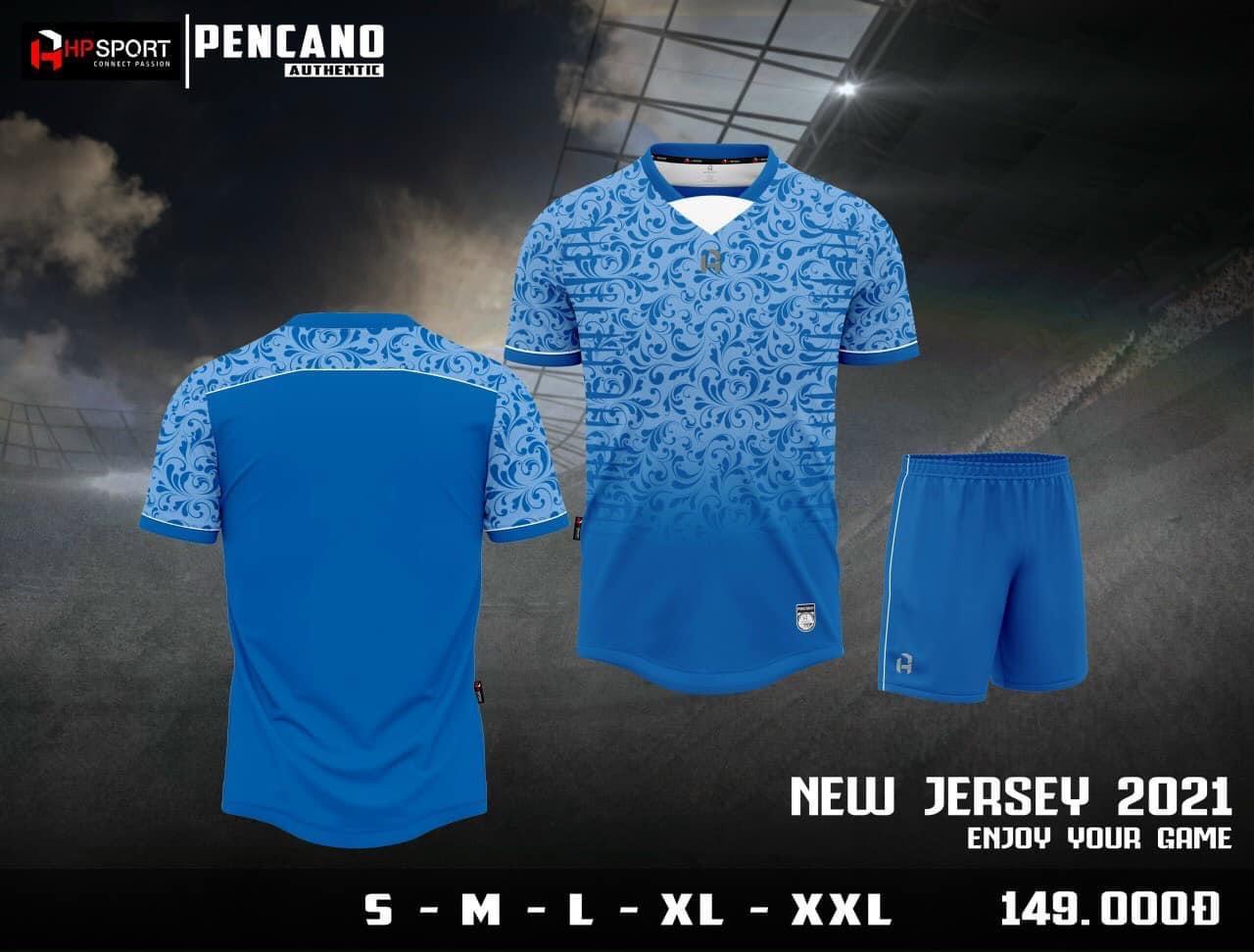 Quần áo bóng đá Pecano