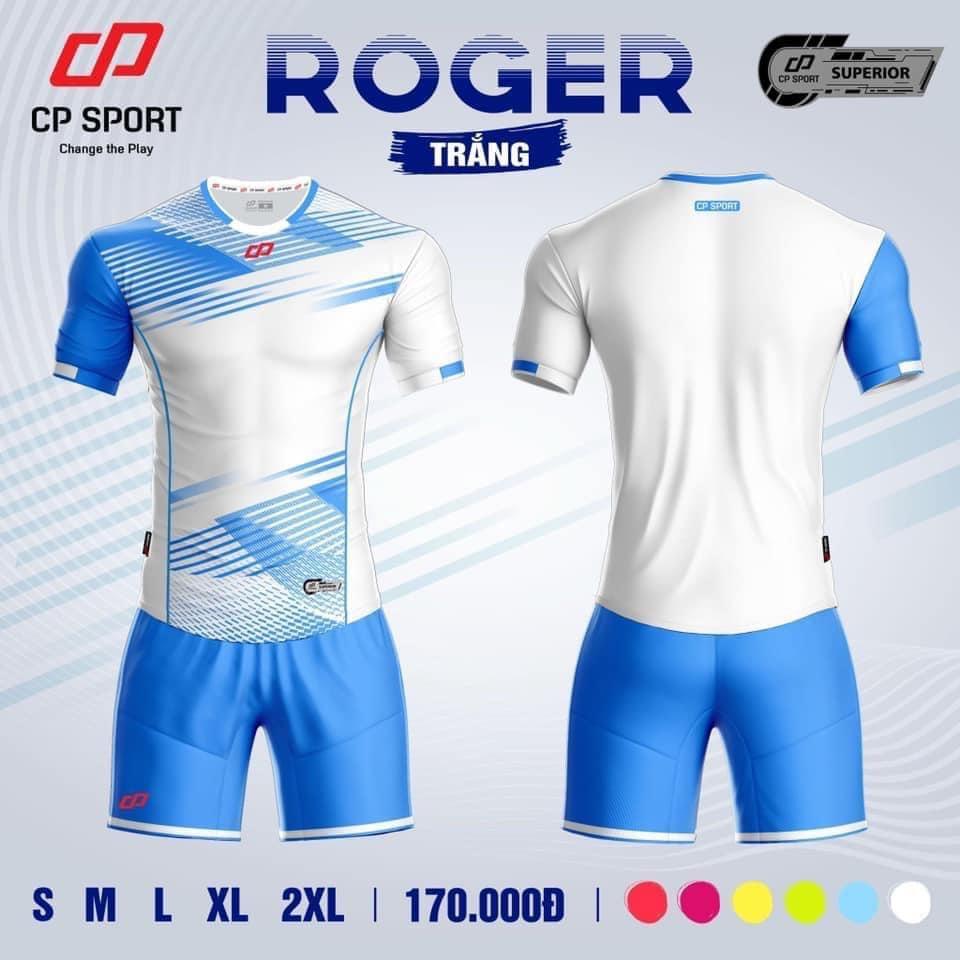 Quần áo bóng đá ROGER CP SPORT