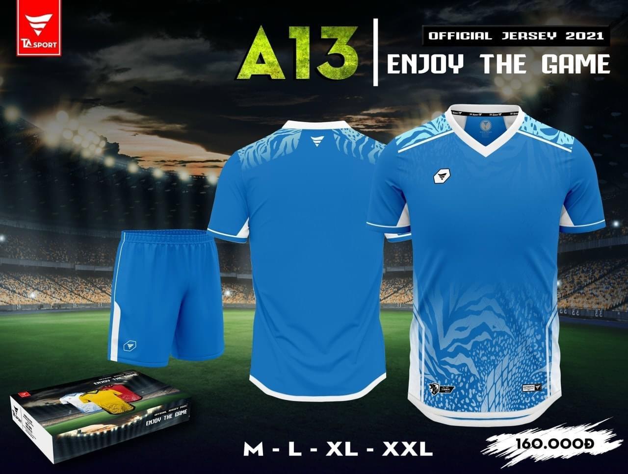 Quần áo bóng đá A13