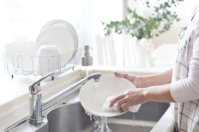 nước rửa bát senny hương quế