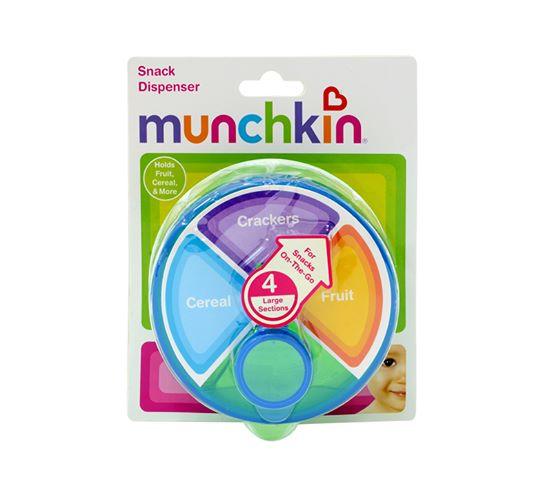 Hộp Chia Sữa / Đựng Đồ Ăn 4 Ngăn Munchkin MK80201