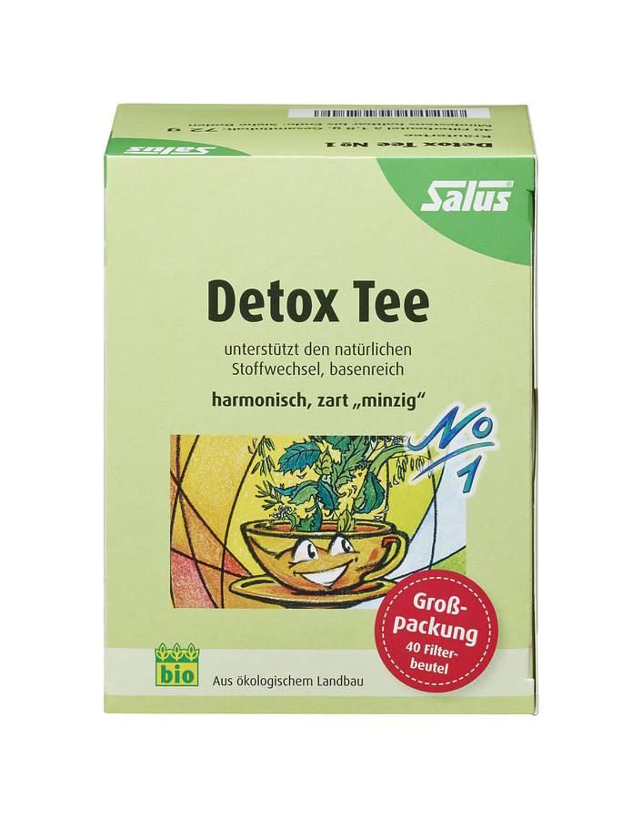 Trà Detox (No.1) Salus