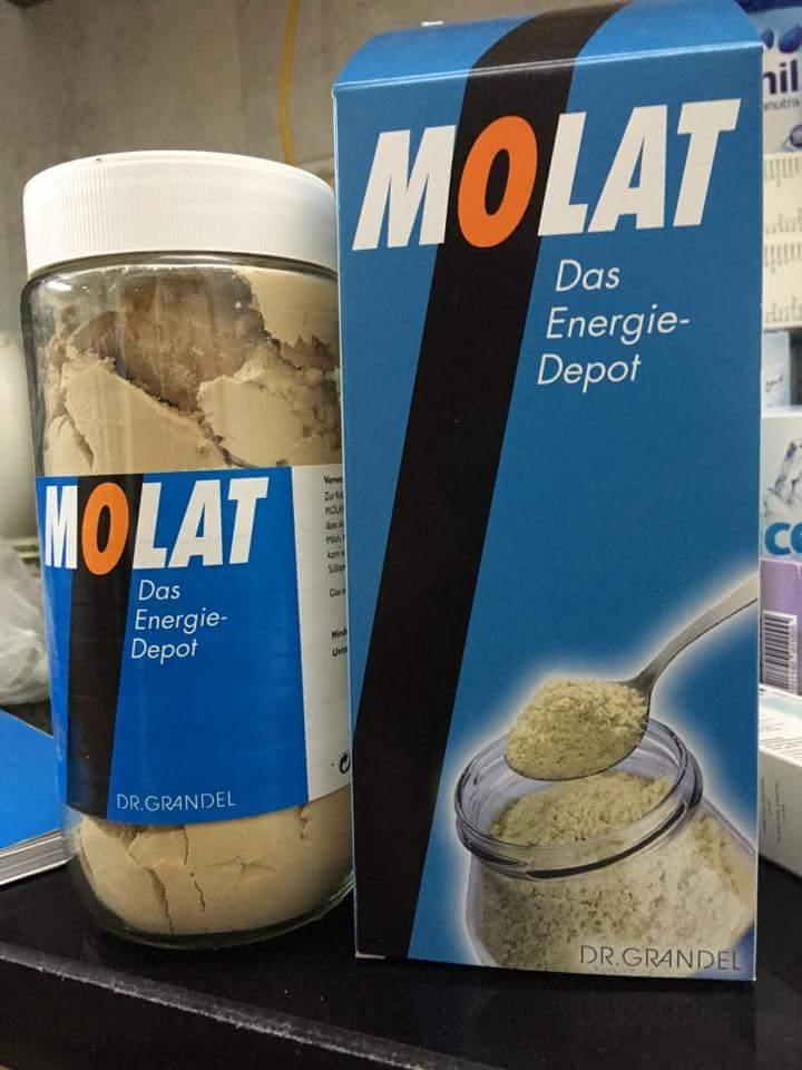 Bột năng lượng Molat (500g)