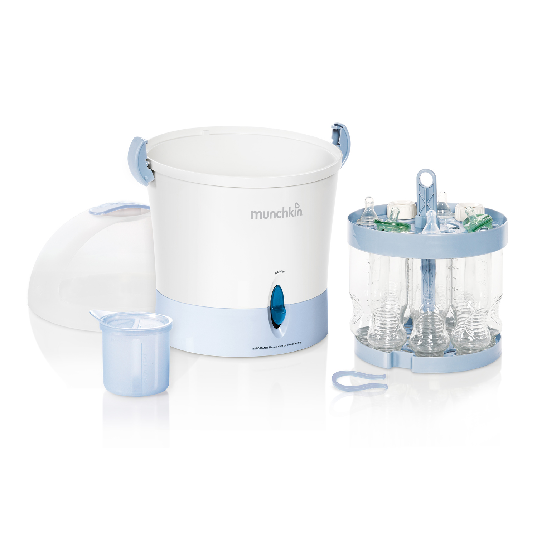Máy tiệt trùng bình sữa Steam Guard Electric Steriliser MK14903