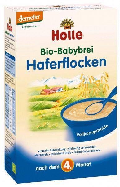 Bột AD Lúa mạch kèm sữa Holle 4M (250g)