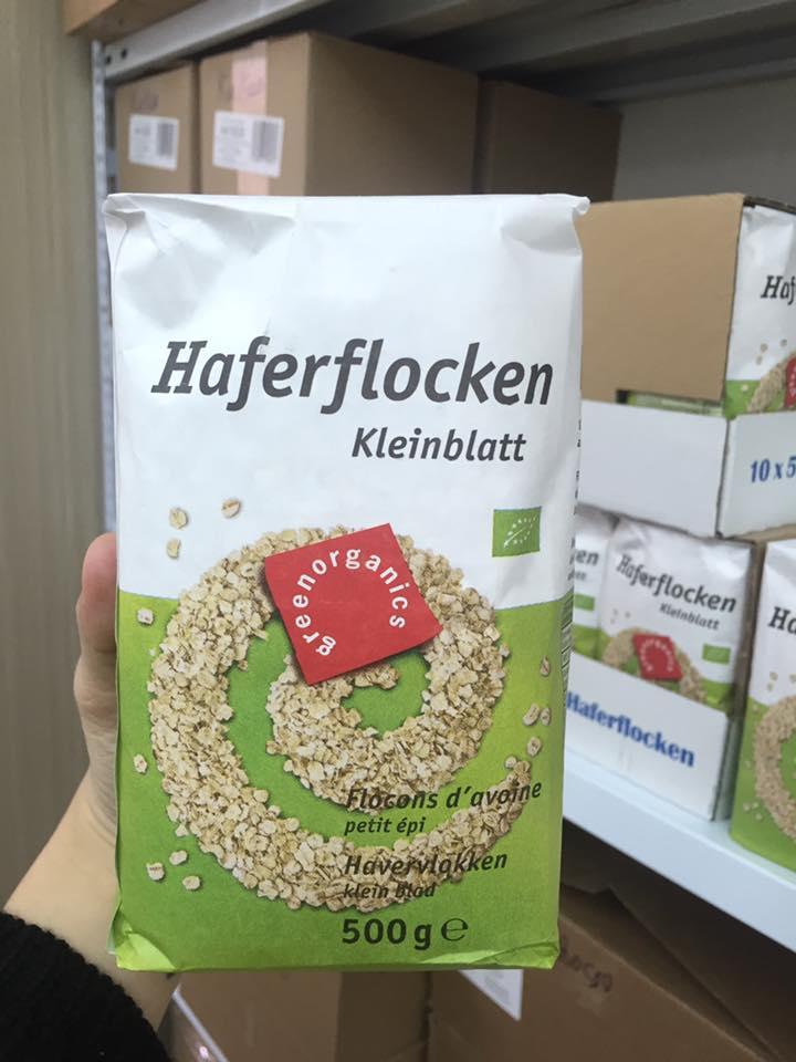 Yến mạch Haferlocken GO