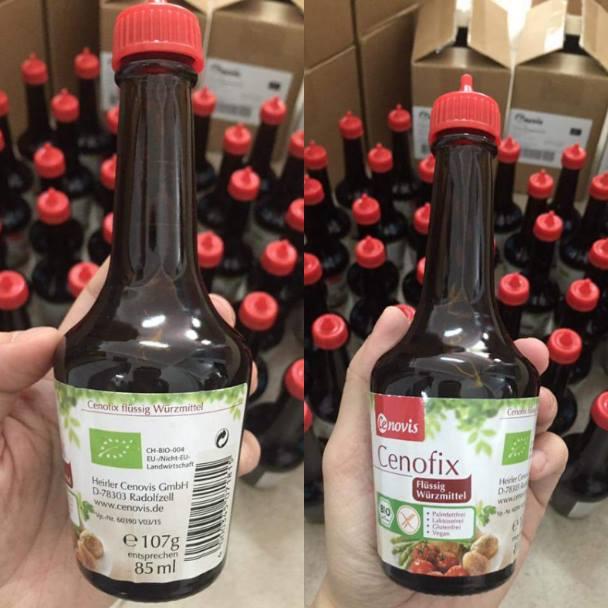 Nước chấm rau củ Cenovis (85ml)