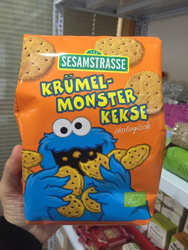 Bánh Monster