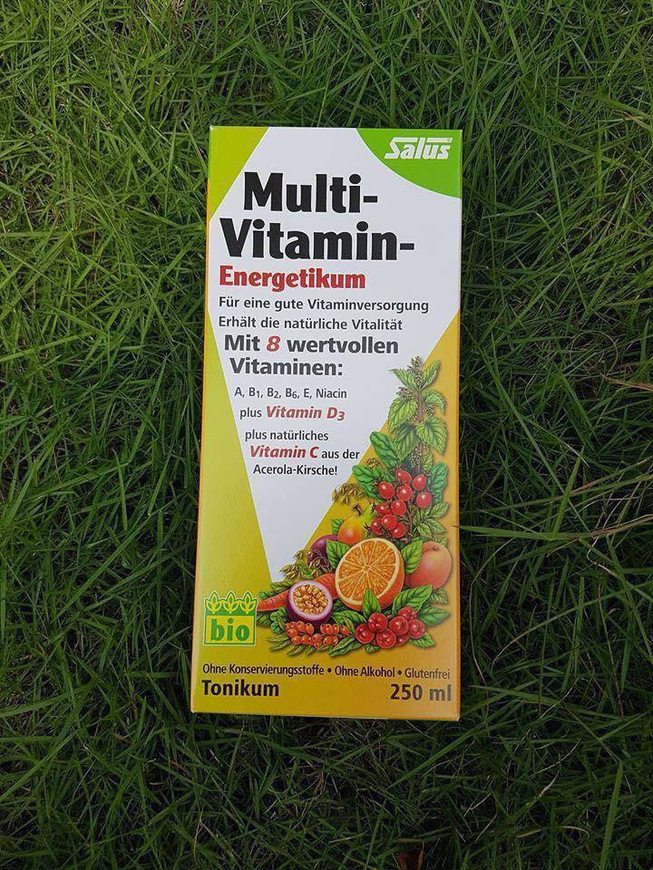 Multi-vitamin Salus (250ml)