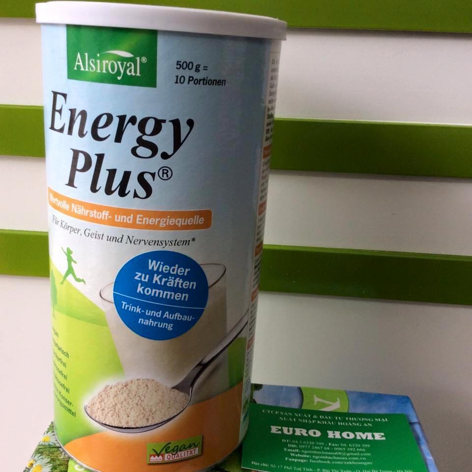 Bột năng lượng Energy Plus