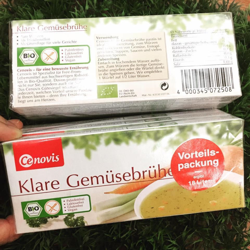 Hạt nêm cenovis (12v)