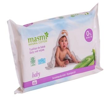 Masmi Khăn ướt trẻ em (60m)