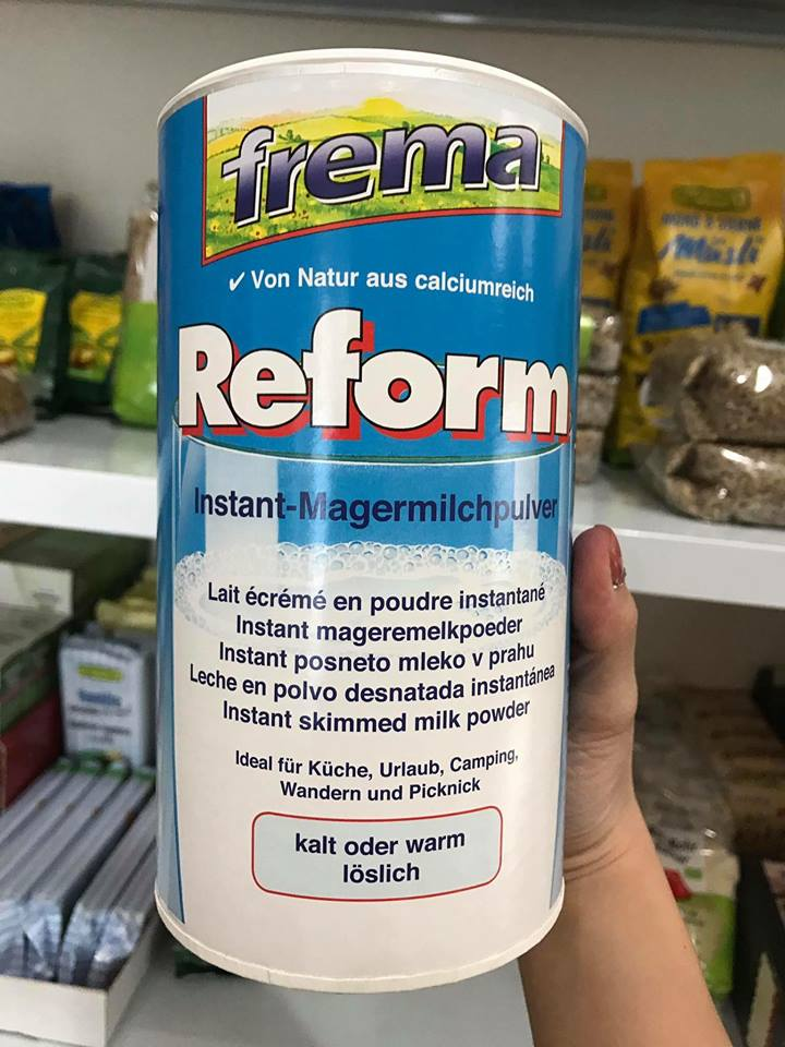 Sữa Frema