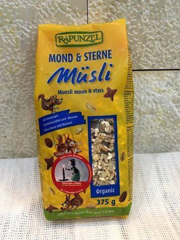Ngũ cốc Musli Rapunzel