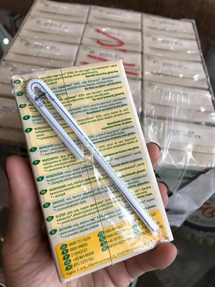 Sữa đậu nành chuối Provamel (250ml)