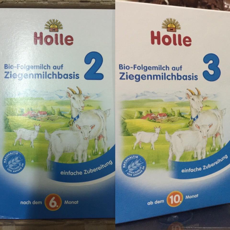 Sữa dê Holle (400g)