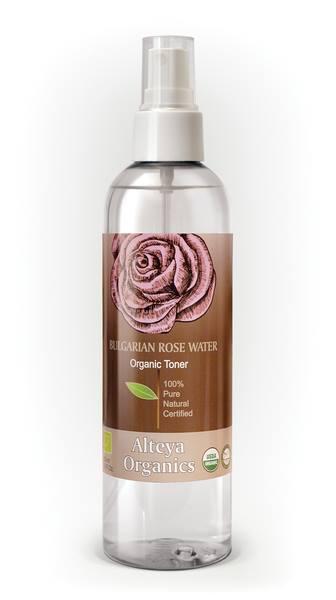 Nước hoa hồng đỏ hữu cơ ATE RW Spray (250ml)