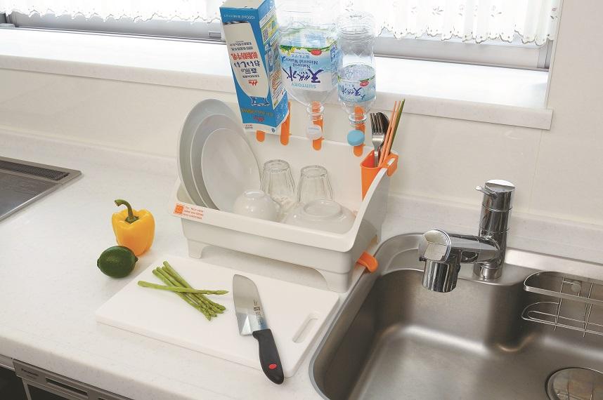 Giá úp bát đĩa thoát nước mọi hướng