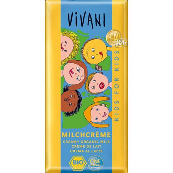 Socola sữa trẻ em Vivani (100g)