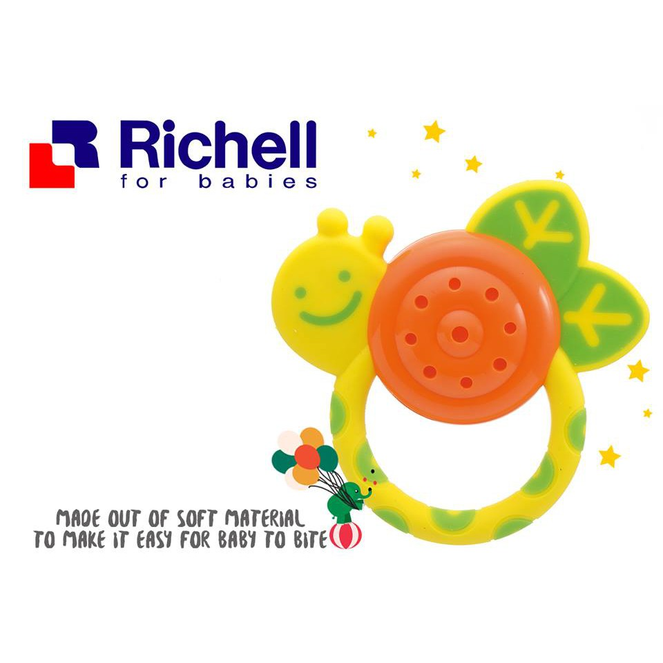 XÚC XẮC GẶM NƯỚU ỐC SÊN RICHELL RC93752