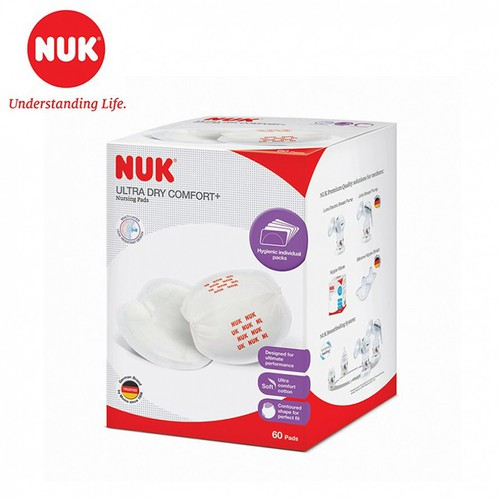 Miếng lót thấm sữa Nuk hộp 60 miếng NU21454