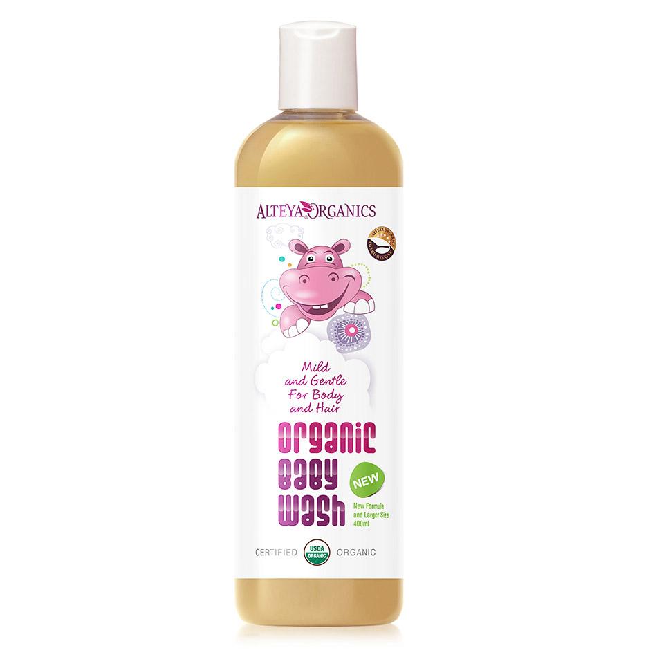 Sữa tắm hữu cơ cho bé ATE Baby Mild Soap (400ml)