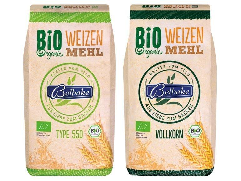 Bột mì Weizen (1kg)