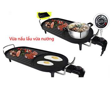Bếp lẩu nướng không khói Samsung DH-805A