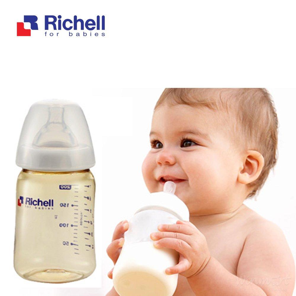 Bình PPSU Richell (200ml) RC98137