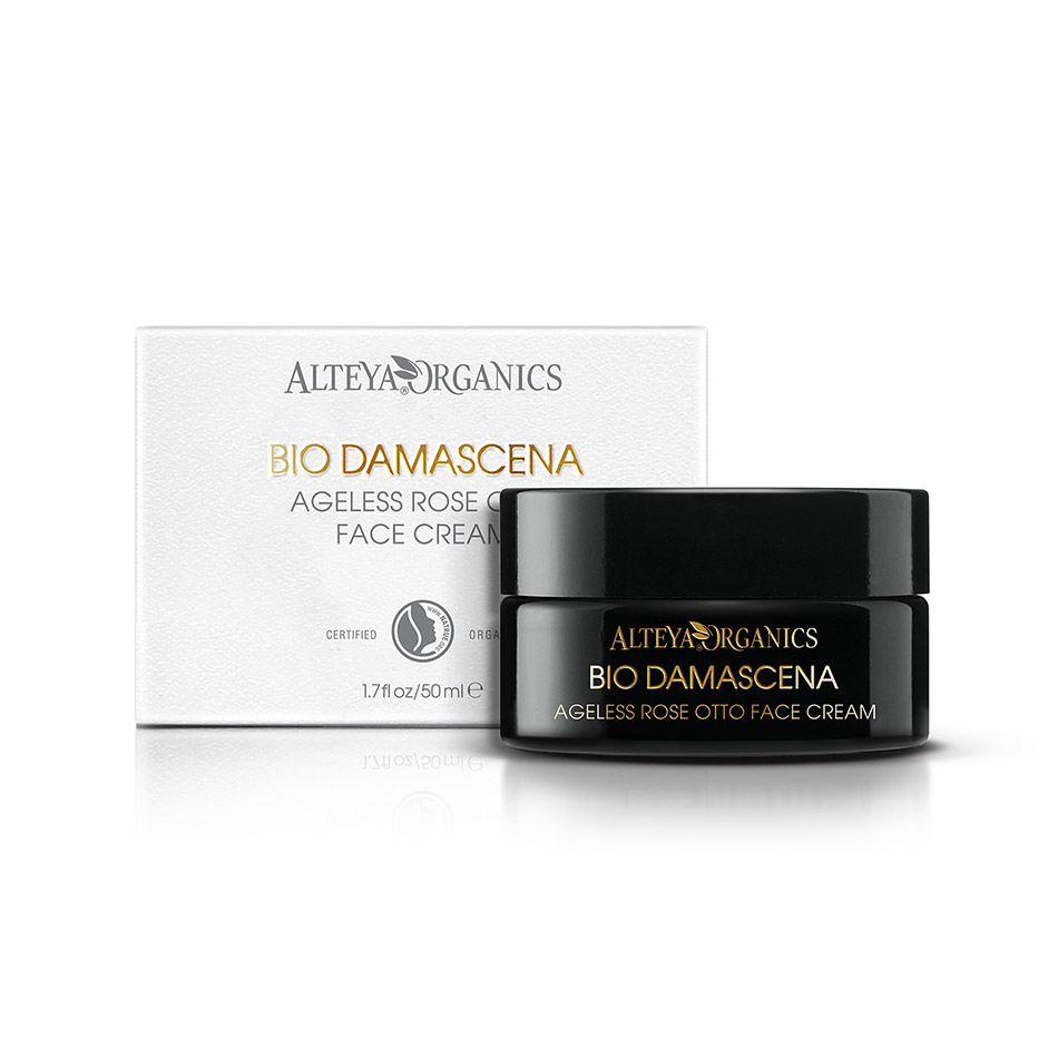 Kem dưỡng da hữu cơ chống lão hóa ATE Face Cream 50ml