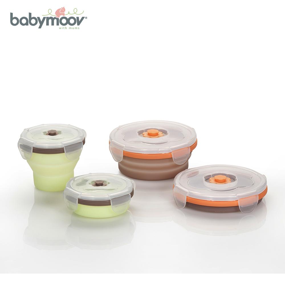 Bộ 3 bát xếp chia ml  Babymoov BM01387