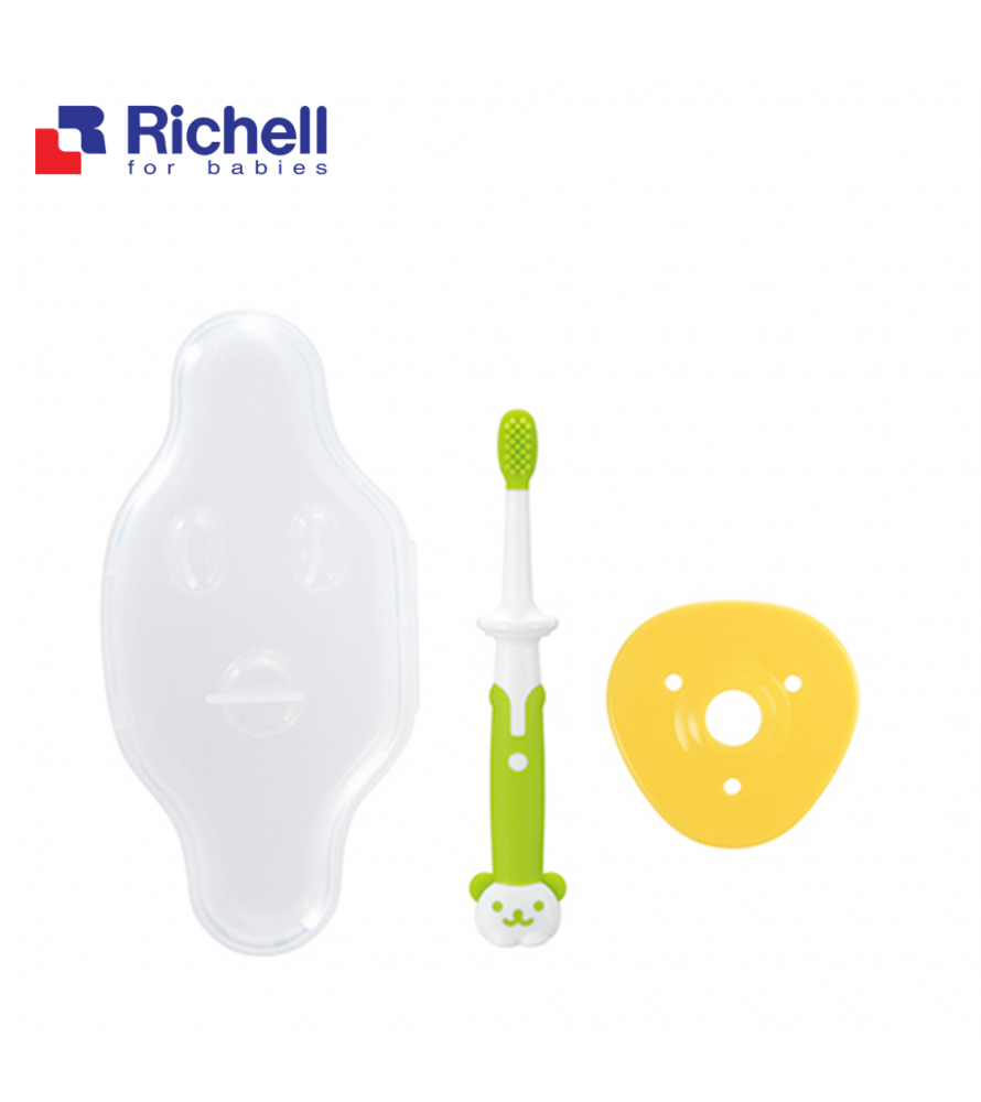BỘ CHẢI RĂNG 3 BƯỚC RICHELL RC93866