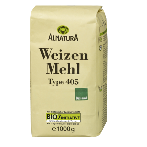 Bột mỳ Alnatura (1kg)