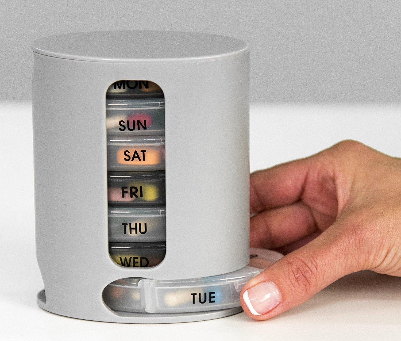 Hộp đựng thuốc thông minh đa năng Pill Box