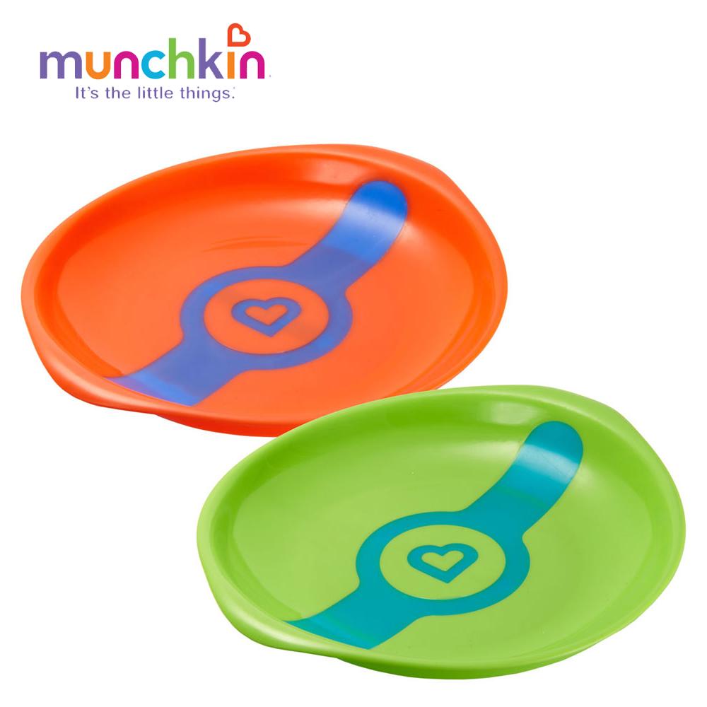 Đĩa ăn báo nóng Munchkin MK44717
