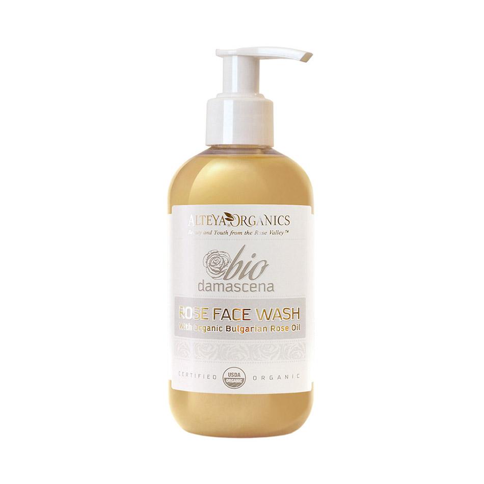 Sữa rửa mặt hữu cơ ATE Rose Face Wash (250ml)