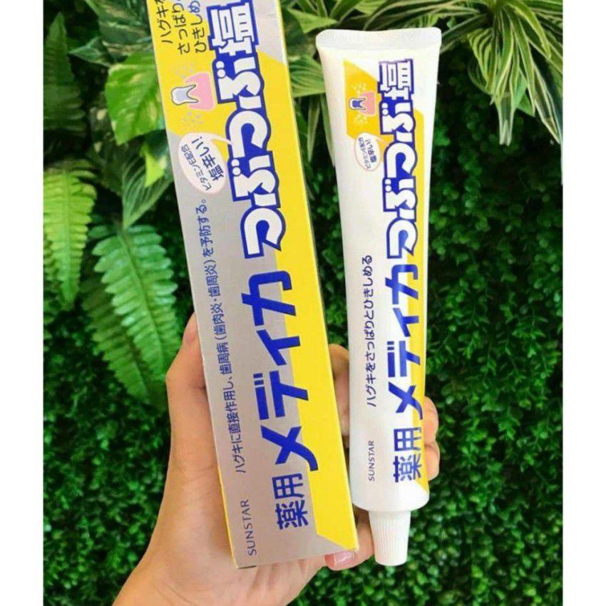 Kem đánh răng muối Sunstar (170g)