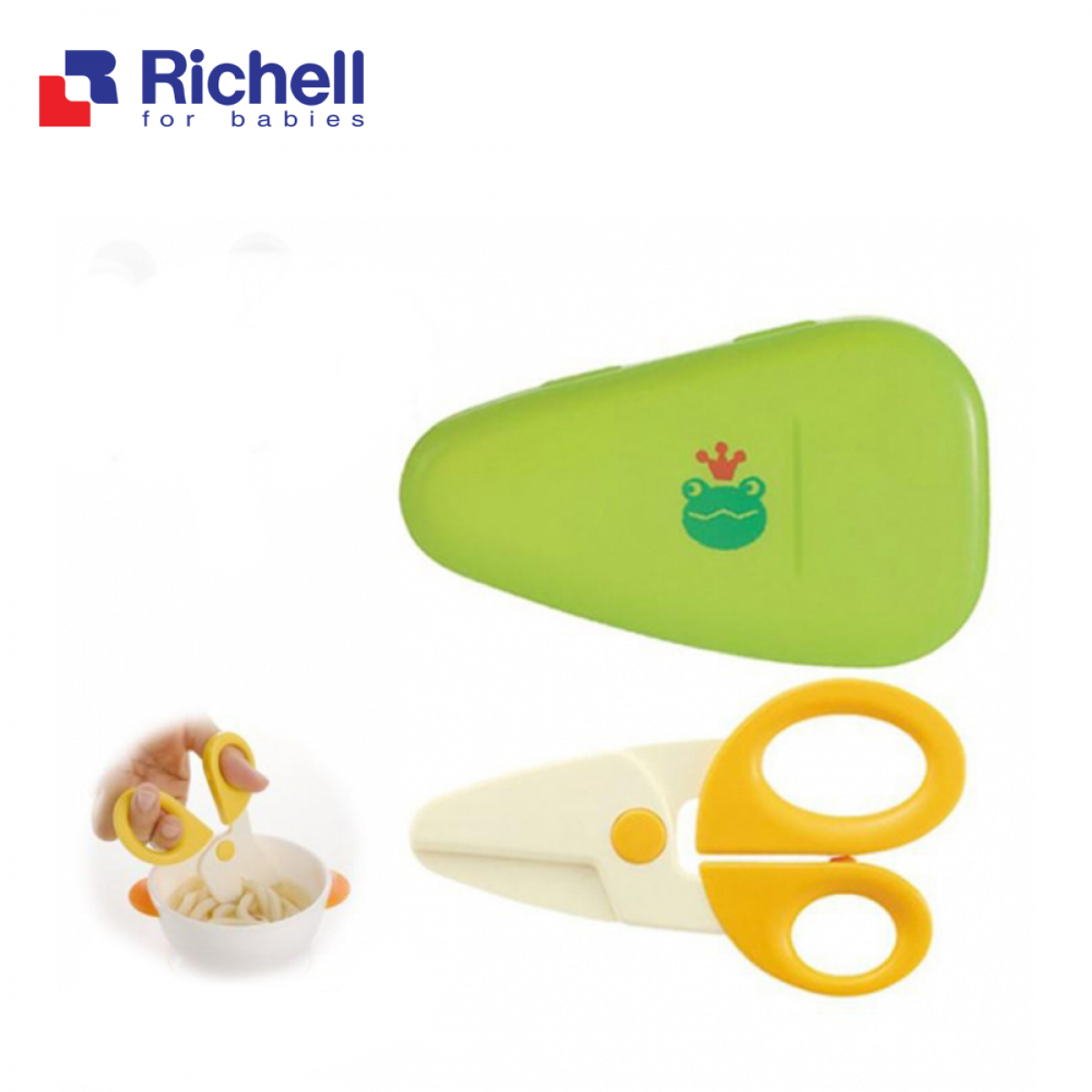 KÉO CẮT THỨC ĂN RICHELL RC41970